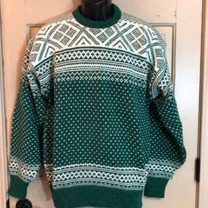 American Eagle Men's Holiday Wool Blend Sweater